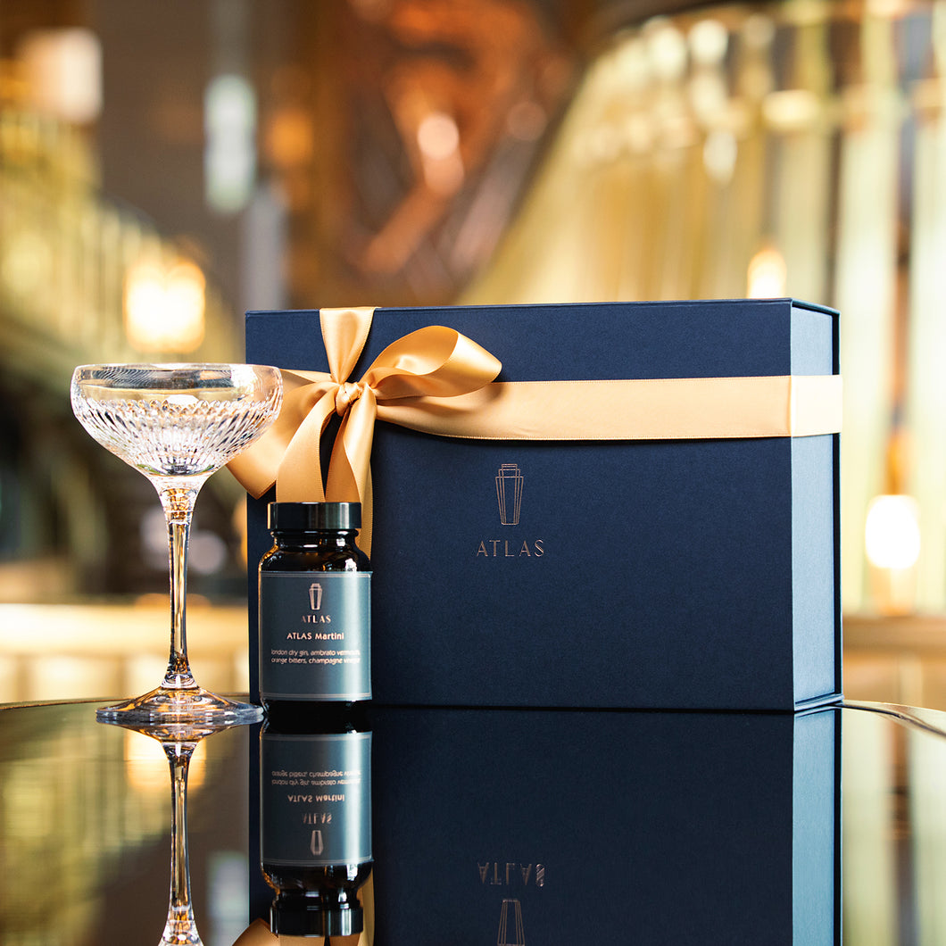 ATLAS Martini - Cocktail Gift set