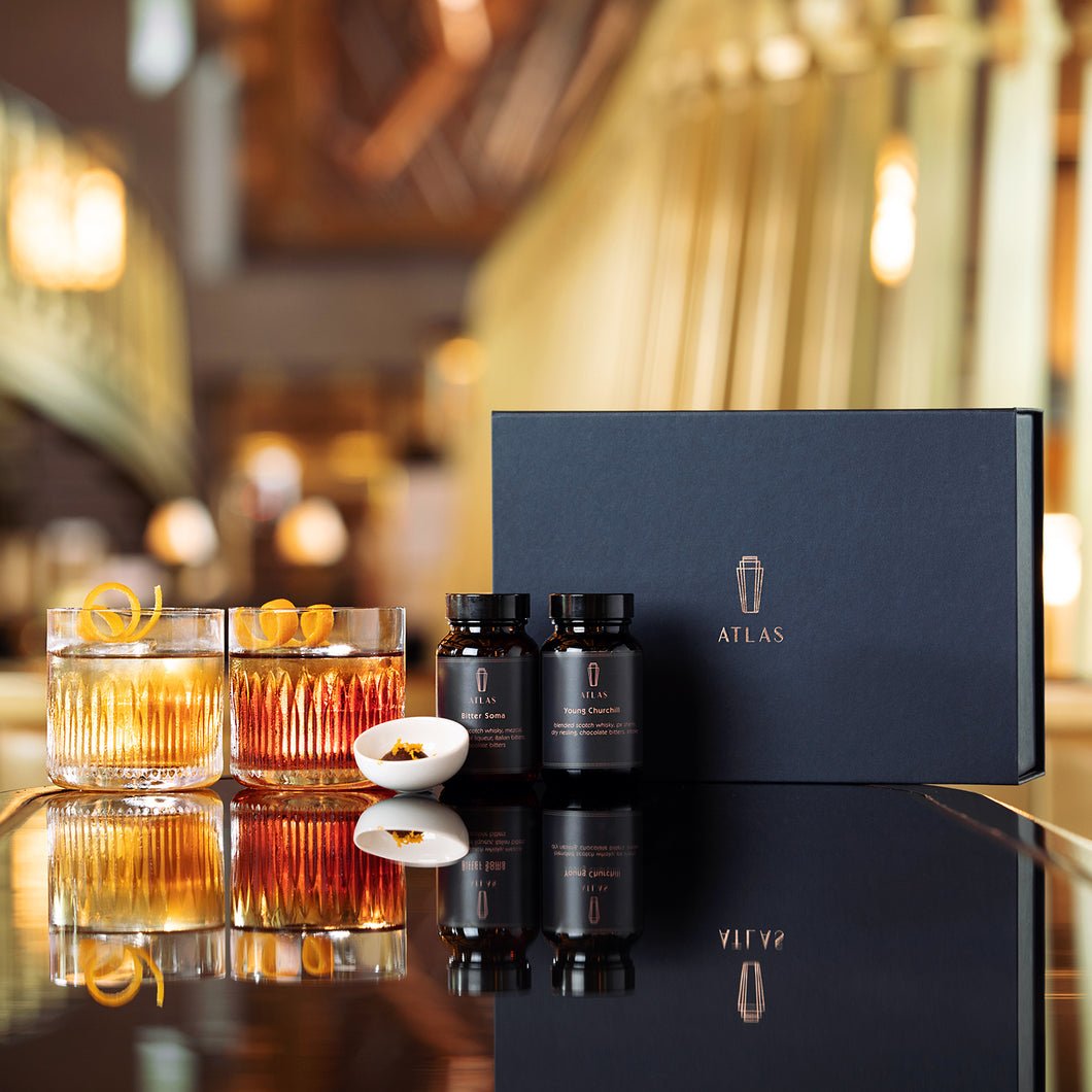 Indulge at Home - Cocktail Gift Set