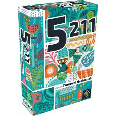 5211 (fr)-Next Move Games-Jeu d'ambiance
