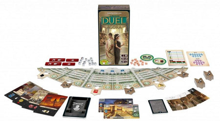 7 Wonders Duel : Agora-Repos Production-Jeu à 2