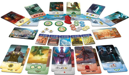 7 wonders Duel - Panthéon-Repos Production