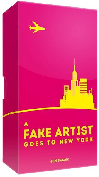 A Fake Artist Goes To New York-Oink Games-Jeu d'ambiance