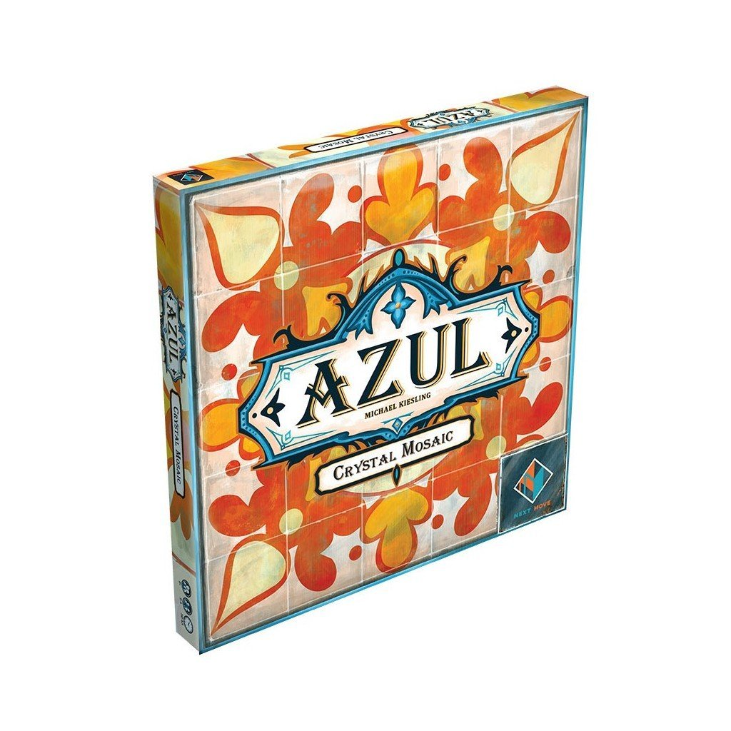 Azul : Crystal Mosaic Extension-Next Move Games