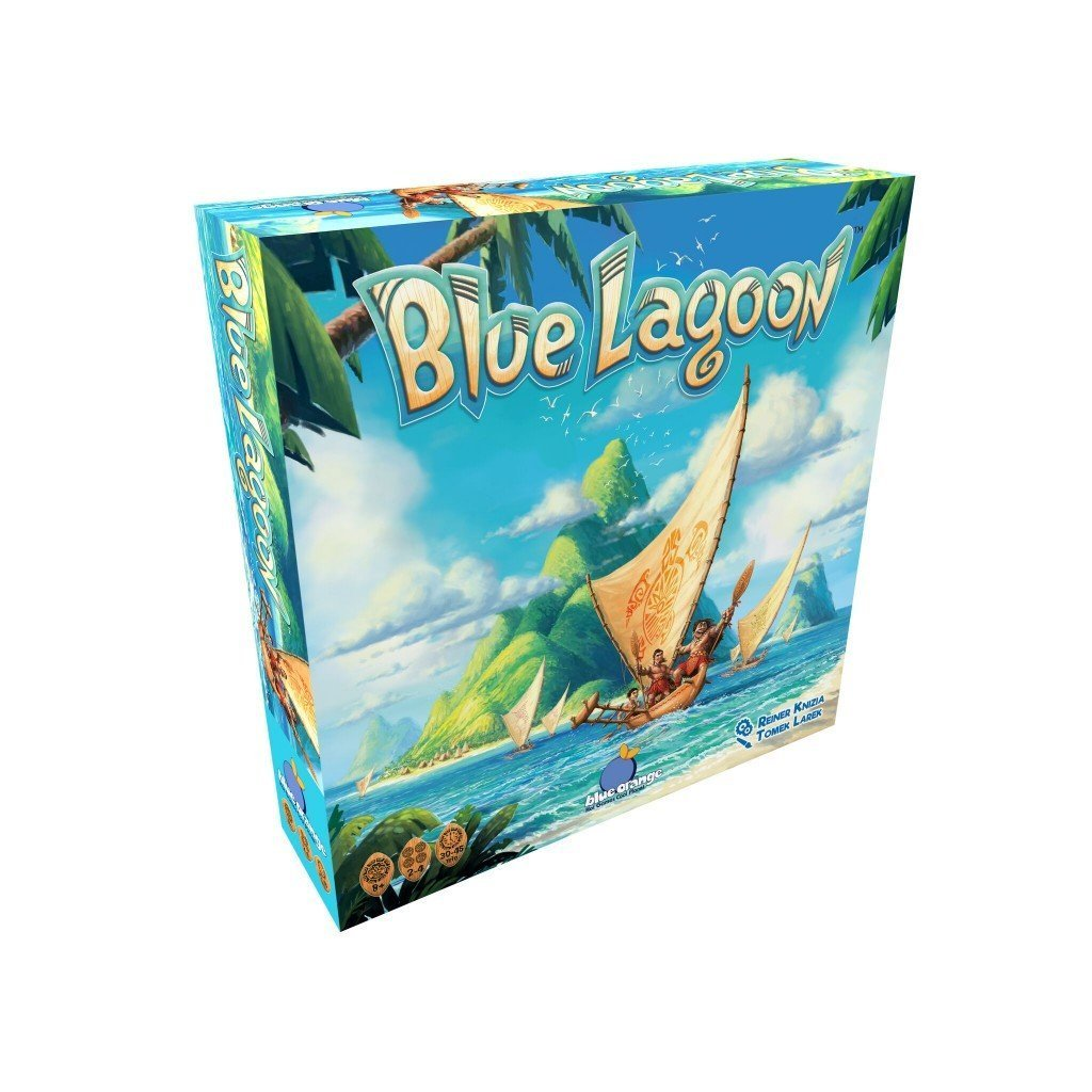 Blue Lagon-Blue Orange