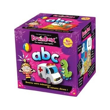 Brain Box ABC-Green Board Game Company-Jeu enfants