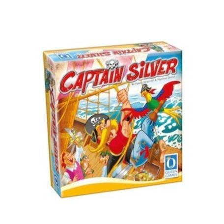 Captain Silver-Queen Games