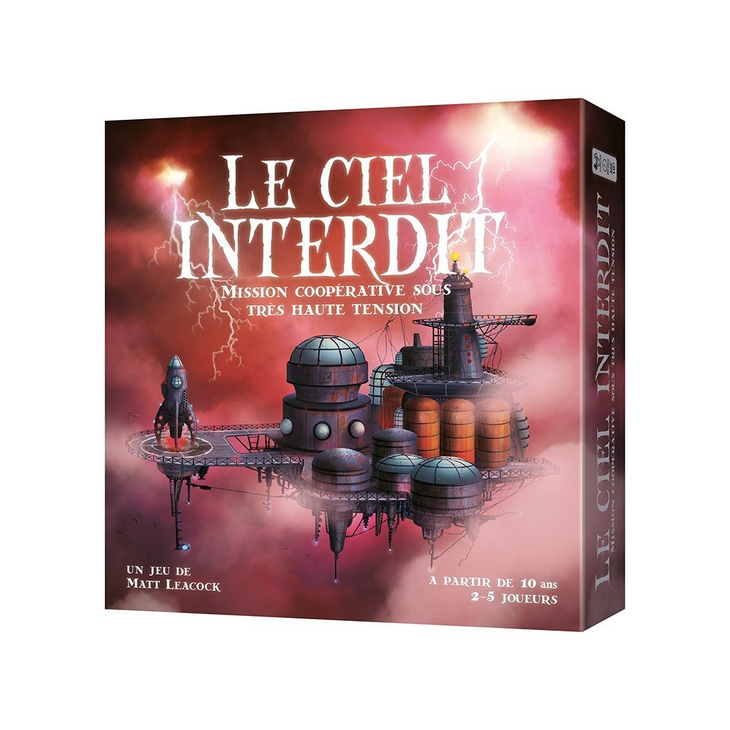 Ciel Interdit-Cocktail games
