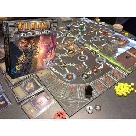 Clank!-Renegade Game Studio