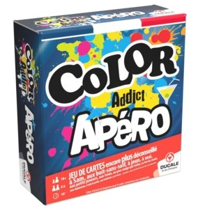 Color Addict: Apéro-Pixie Games