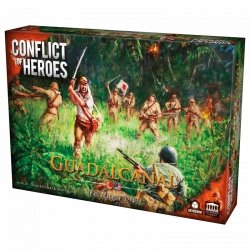 Conflict of Heroes - Guadalcanal-Asyncron