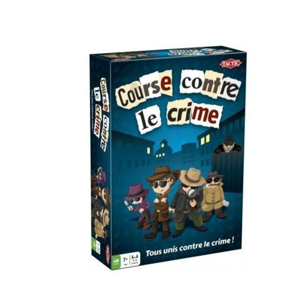 Course contre le crime-Tactic