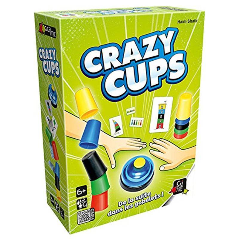 Crazy cups-Gigamic