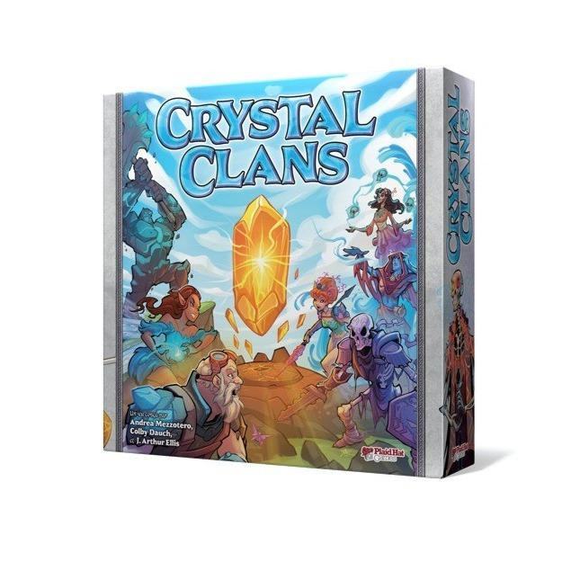 Crystal Clans-Plaid Hat Games