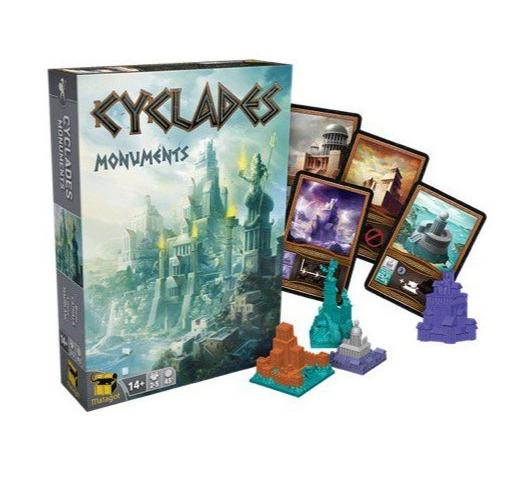 Cyclades Monuments ML