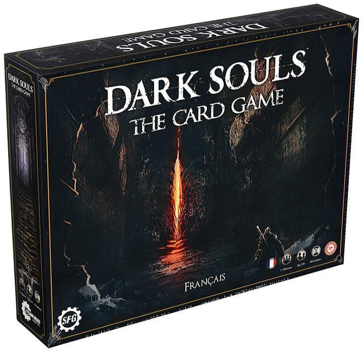 Dark Souls - The Card Game-Steamforged-Jeu de stratégie