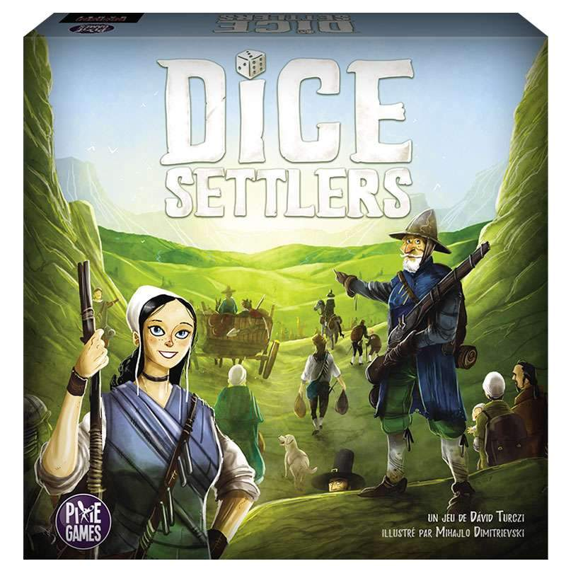 Dice Settlers-Pixie Games