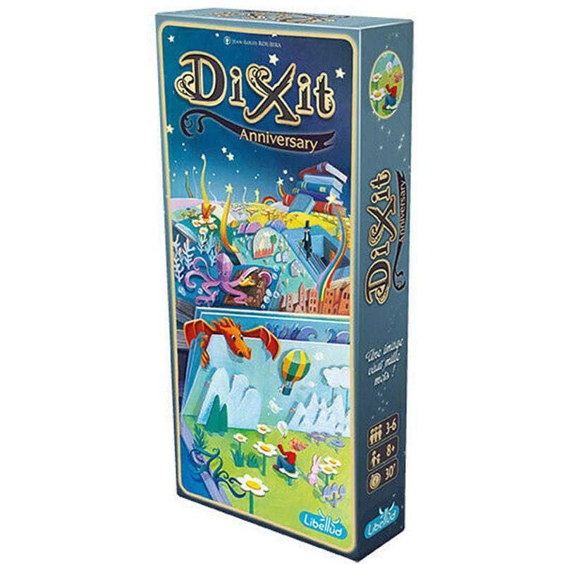 Dixit - Anniversary-Libellud-Jeu d'ambiance