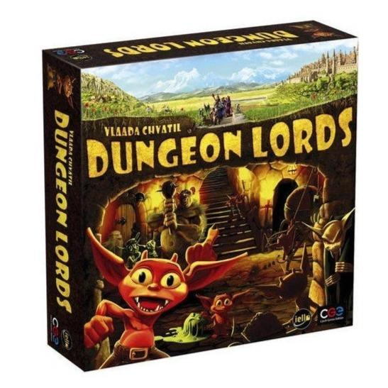 Dungeon Lords-Iello