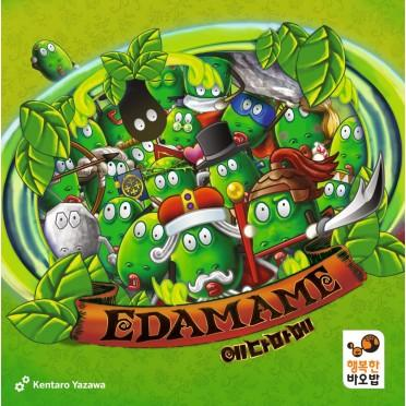 Edamame-Sorry we are French