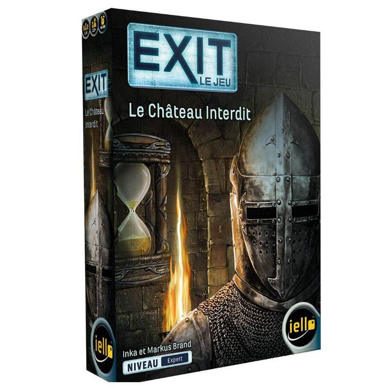 Exit : Le chateau interdit-Iello