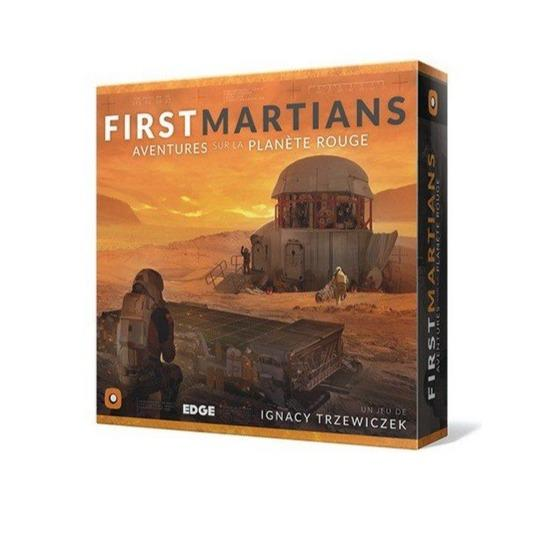 First Martians-Edge