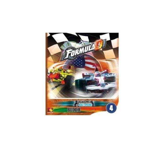 Formula D - extension 4 (Baltimore/Budh)-Asmodee