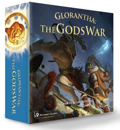 Glorantha : The Gods War-Petersen Games-Jeu de stratégie