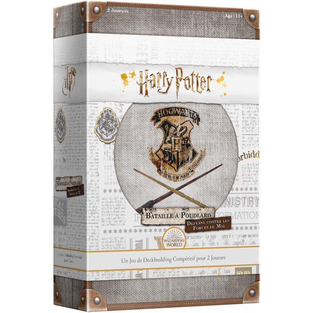 Harry Potter : Bataille à Poudlard - Défense contre les Forces du Mal-USAopoly