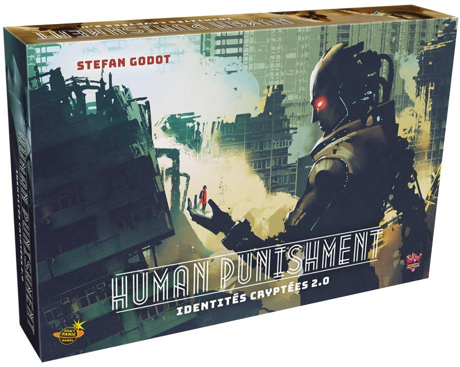 Human Punishment-Don't Panic Games-Jeu d'ambiance