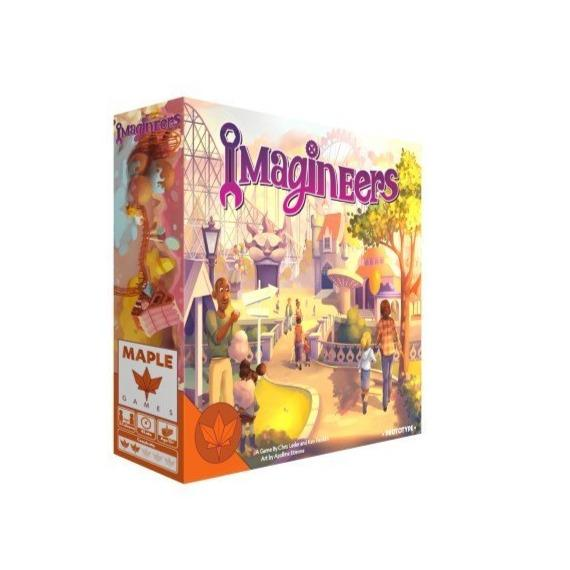 Imagineers- deluxe edition-Maple Games