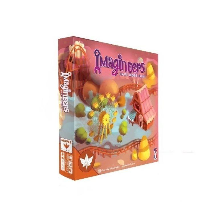 Imagineers - Have More Fun-Maple Games-Jeu de stratégie