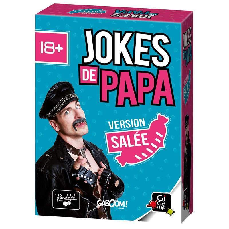 Jokes de papa - extension salée-Gigamic