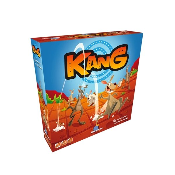 Kang-Blue Orange-Jeu à 2