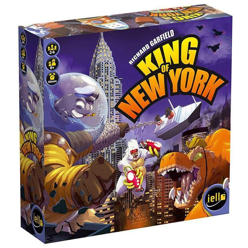 King of New York-Iello-Jeu d'ambiance
