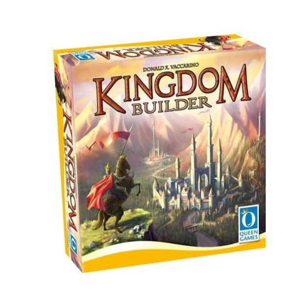 Kingdom Builder-Queen games-Jeu de stratégie