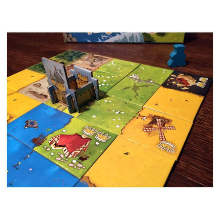 Kingdomino-Blue Orange-Jeu de stratégie