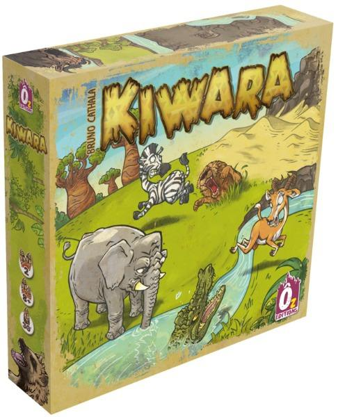 Kiwara-Oz Editions-Jeu à 2