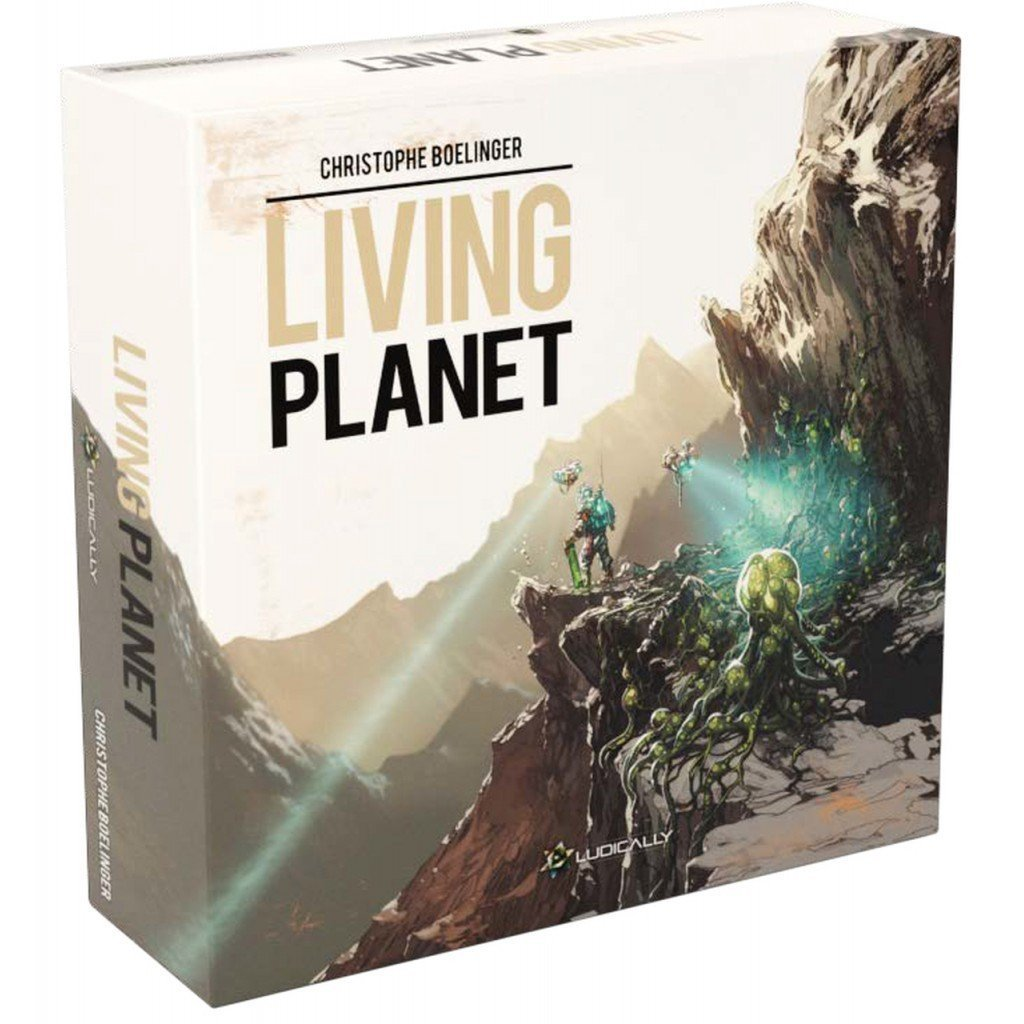 Living planet-Ludically