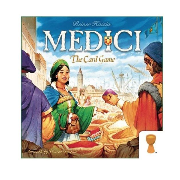 Medici - The Card Game-Grail Games-