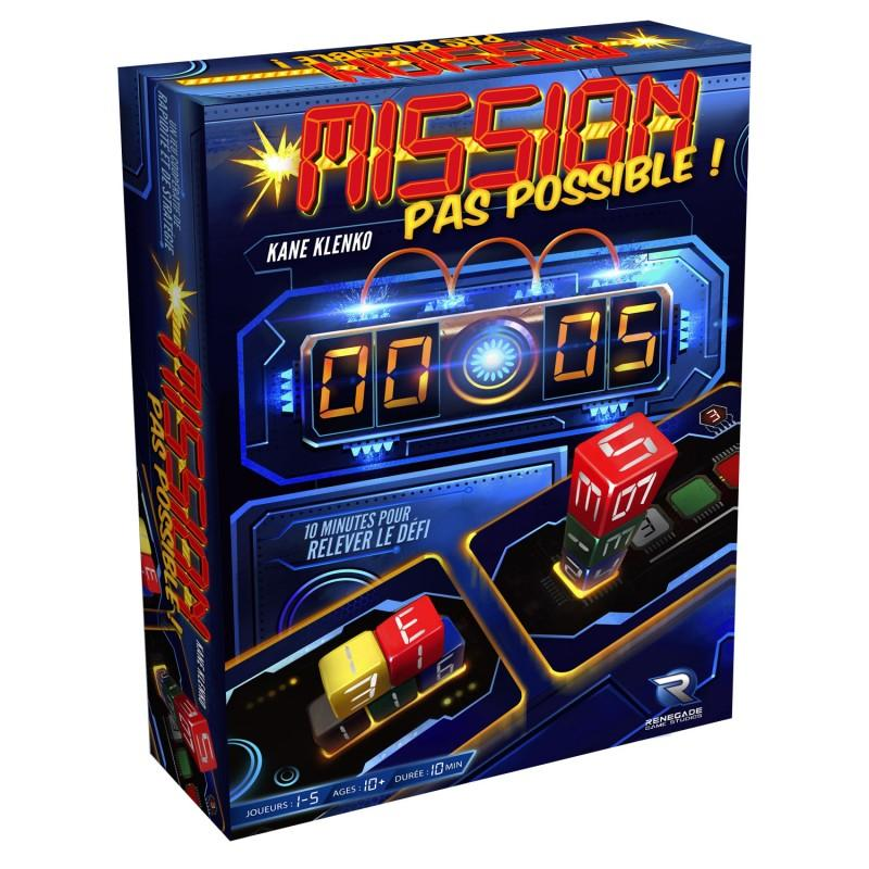 Mission Pas Possible-Renegade Game Studio