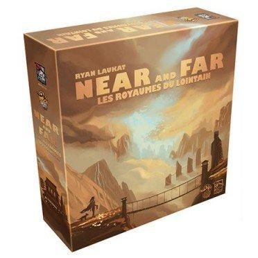 Near And Far - Les Royaumes Du Lointain-Lucky Duck Games-Jeu de stratégie