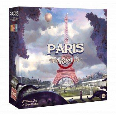 Paris 1889-Sorry we are French-Jeu d'ambiance