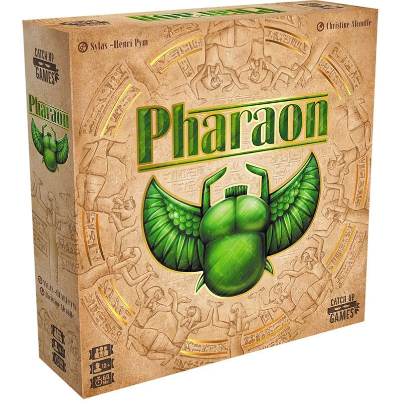 Pharaon-Catch Up Games-Jeu de stratégie