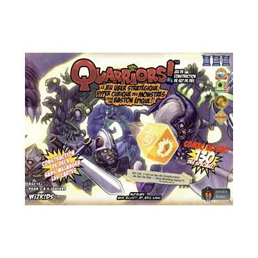 Quarriors! Dice Building-Intrafin-Jeu de stratégie