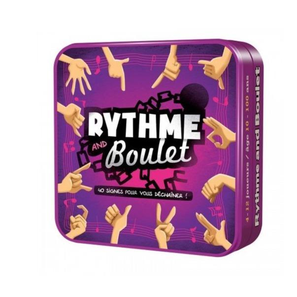 Rythme and boulet-Cocktail games-Jeu d'ambiance