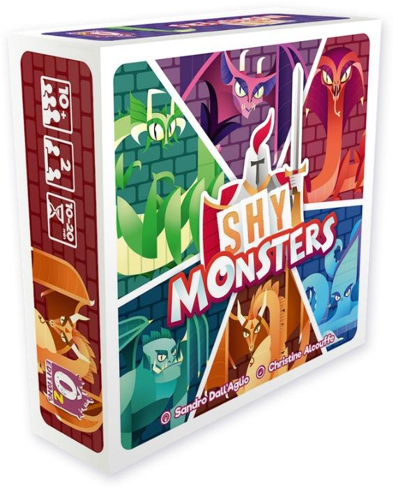 Shy Monsters-Oz Editions