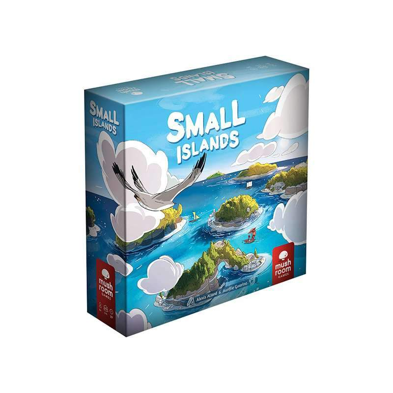 Small islands-MushrooM Games