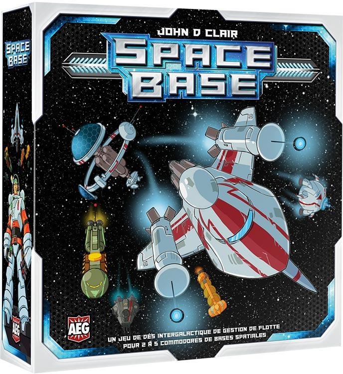 Space Base-Alderac Entertainment Group-Jeu de stratégie