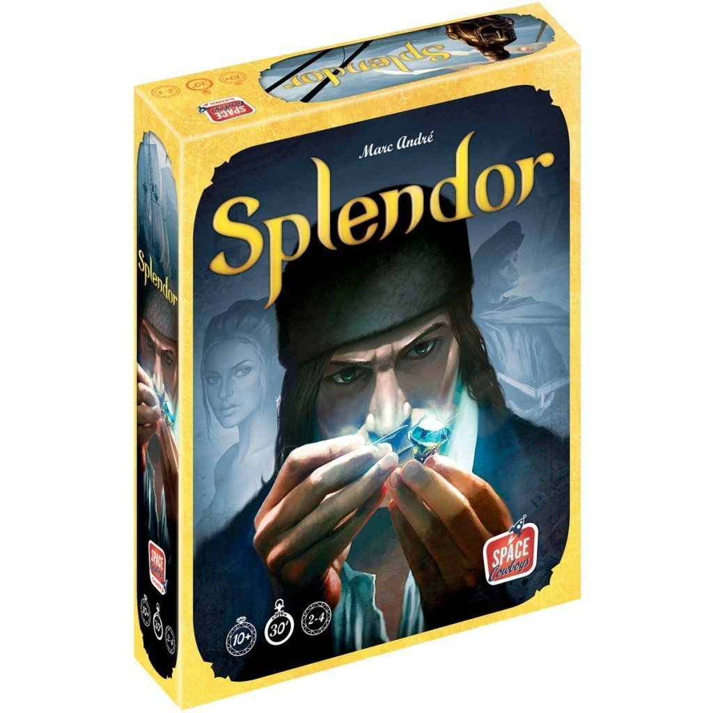 Splendor-Space Cowboys