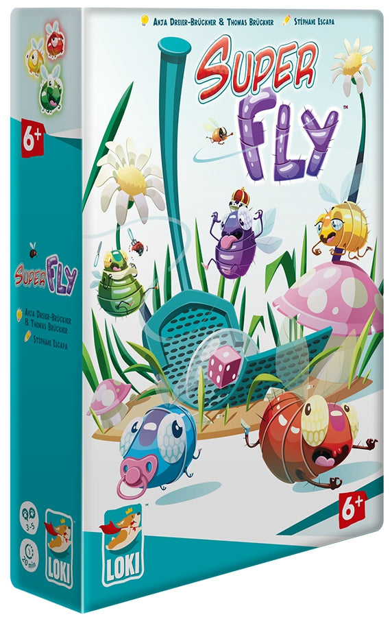 Super Fly-Iello-Jeu enfants